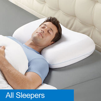 BioSense® Gel Fusion™ Pillow
